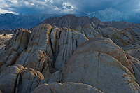 Alabama Hills Special Rcreation Management Area, California